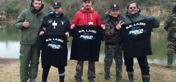 Trout Area Challenger S.S. Lazio Pesca (Prima Prova)