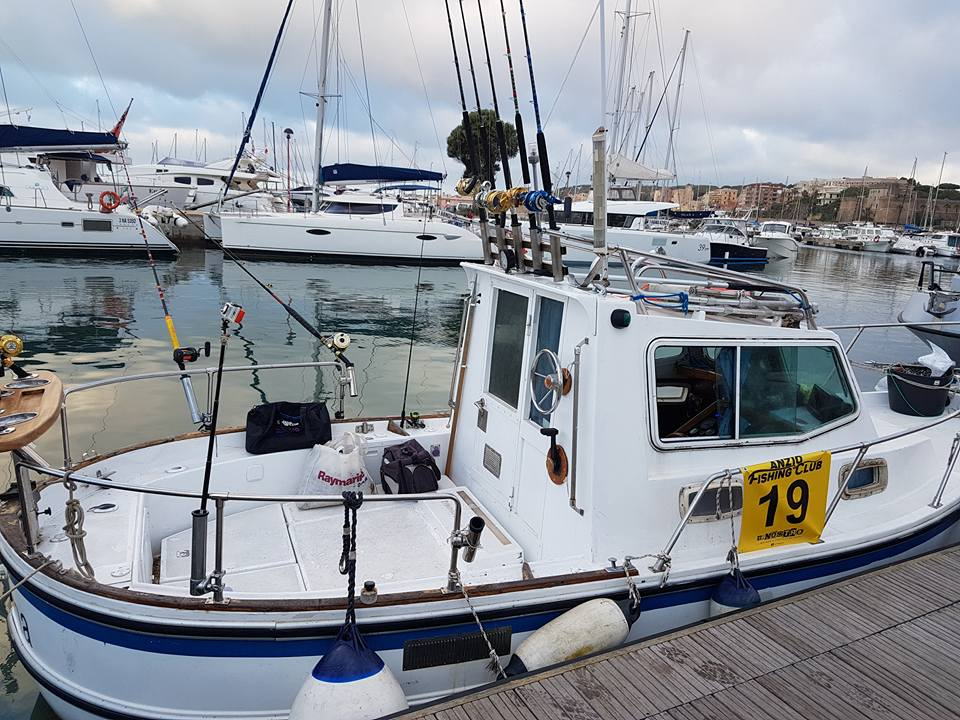 imbarcazione team pelagicus