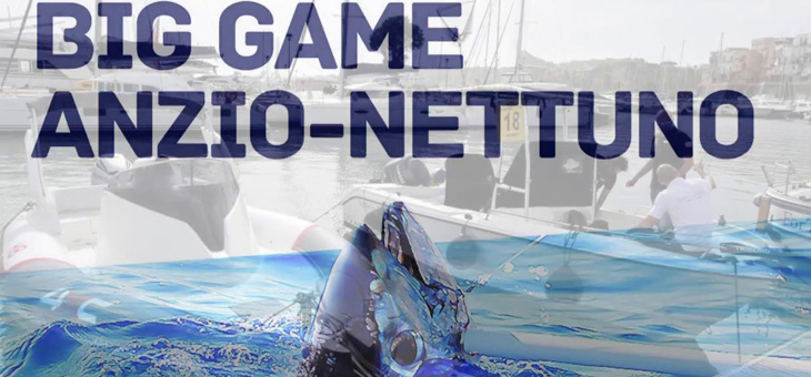 Trofeo Big-Game Anzio Nettuno Pelagic Team