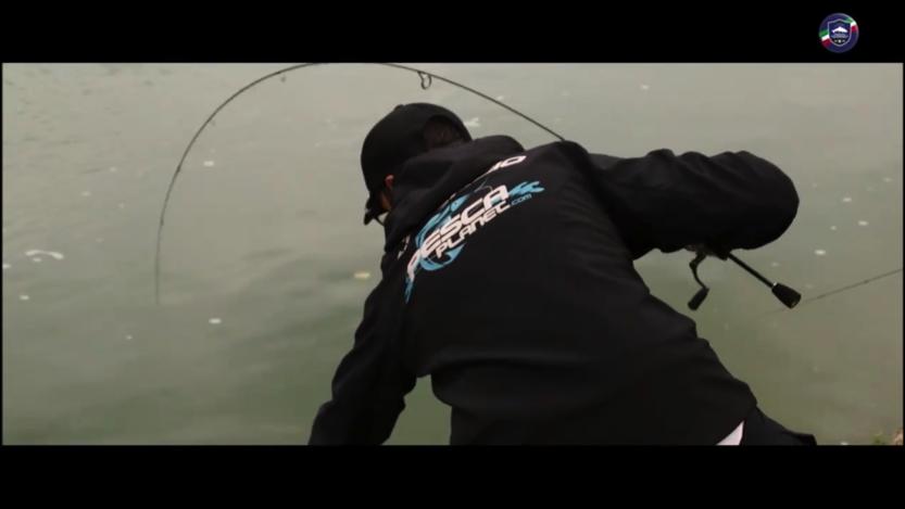 Angler Lazio Pesca in Azione